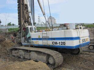 SOILMEC CM 120 drilling rig