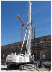 SOILMEC CM70 drilling rig