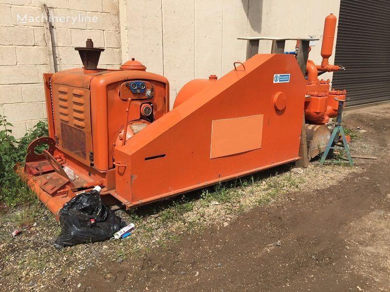 7 1/2 X 10 GARDENER DENVER MUD PUMP drilling rig