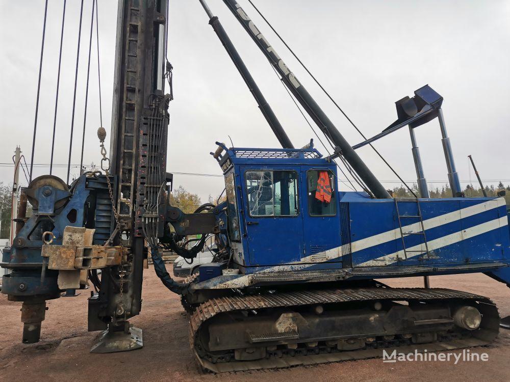 JUNTTAN pm-18 cfa drilling rig