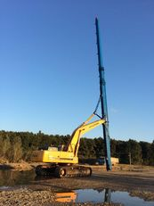 new ONBEKEND Vertical Drainage Stitcher CTC-19 drilling rig