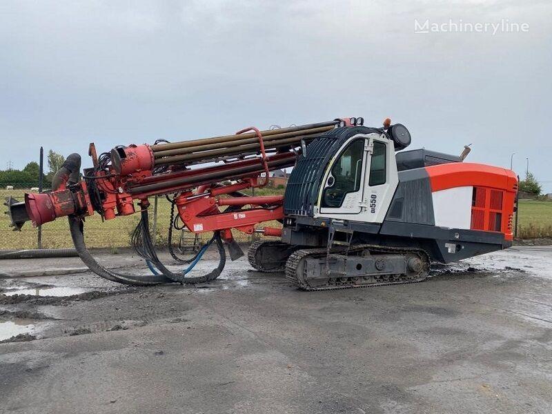 SANDVIK  DI550 drilling rig