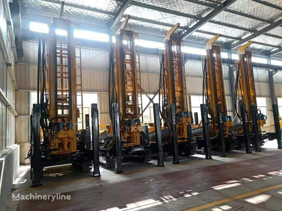 new SANROCK FY300   drilling rig