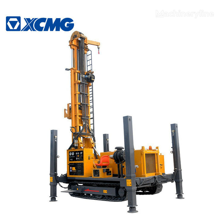 new XCMG XSL5/260 drilling rig