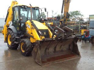 JCB 3 CX 4x4 front shovel excavator