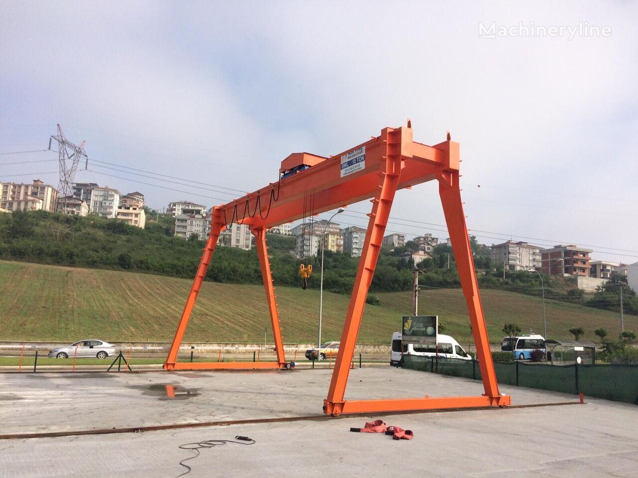 ASR VİNÇ Gantry Crane ,  Kozlovoy kran , رافعة جسرية , portal krani gantry crane