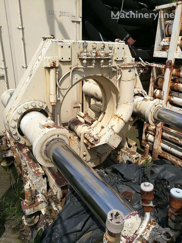 NODIGMARKET24 Microtunnel TBM HAZEMAG BM 86S Not herrenknecht horizontal drilling rig