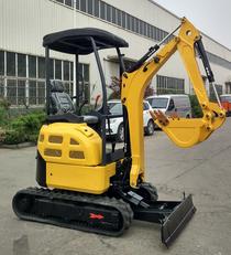 new Günter Grossmann GG2000  mini excavator