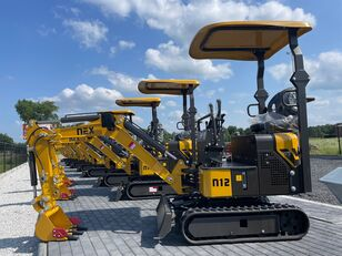 new NEX NEX N12 Yanmar swing arm mini excavator
