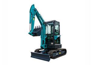 new SUNWARD SWE25UF mini excavator