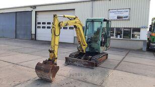 YANMAR B37V / 3695 hrs mini excavator