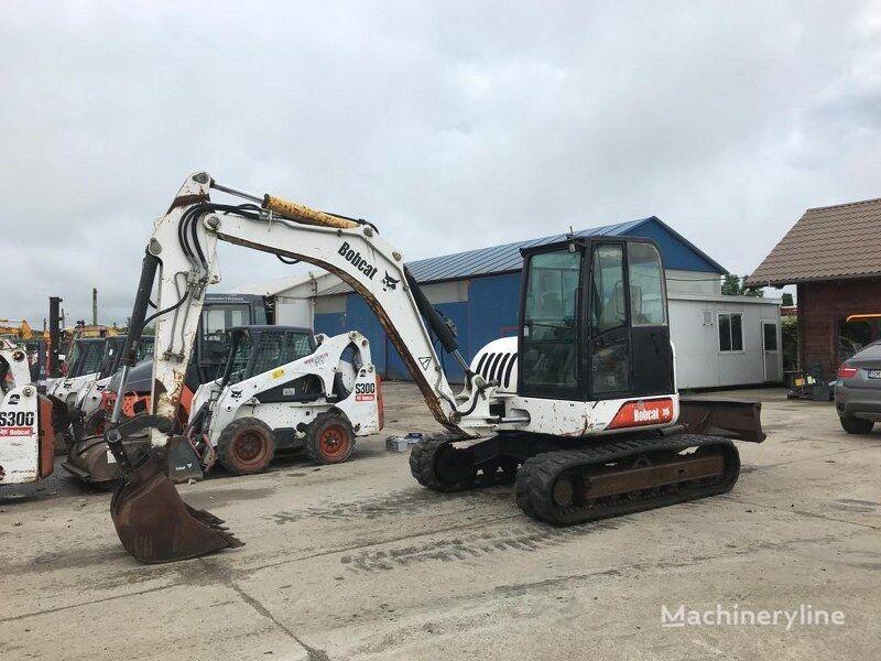BOBCAT 442 mini excavator