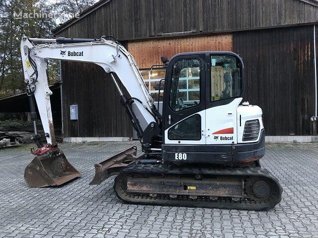BOBCAT E80      INV 85 62 65 60 55 50 45 mini excavator