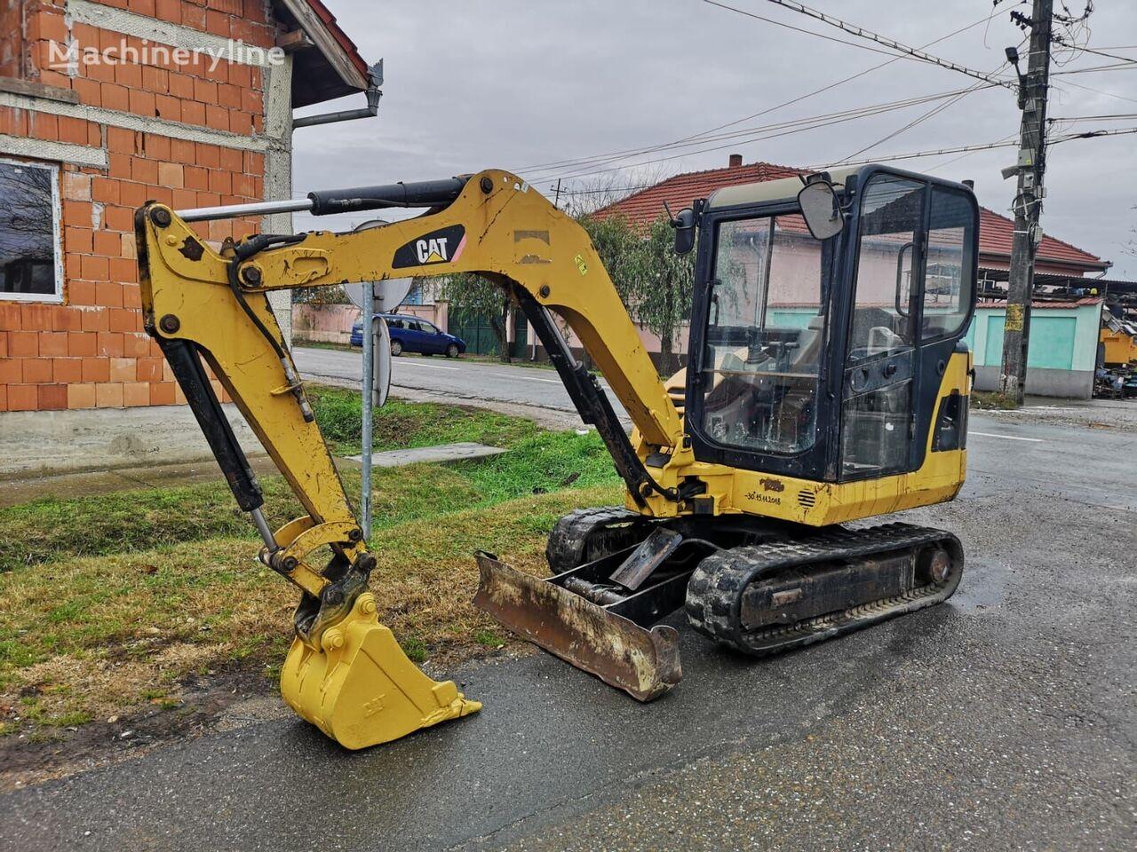 CATERPILLAR 302.5C mini excavator