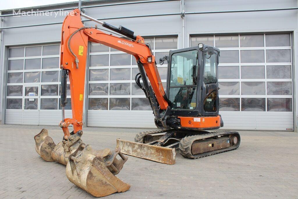 HITACHI ZX38U-5A mini excavator