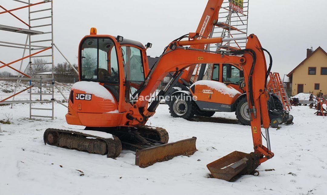 JCB 8035-ZTS mini excavator