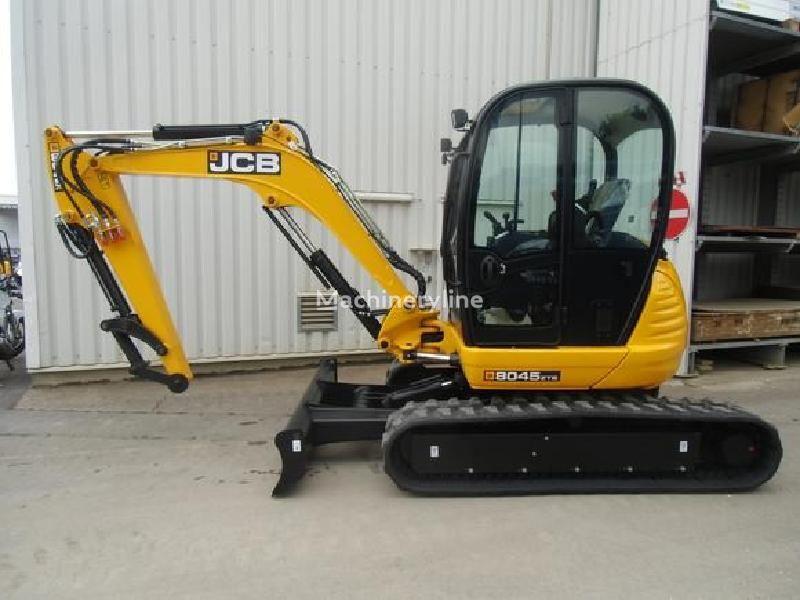 JCB 8045 ZTS  mini excavator