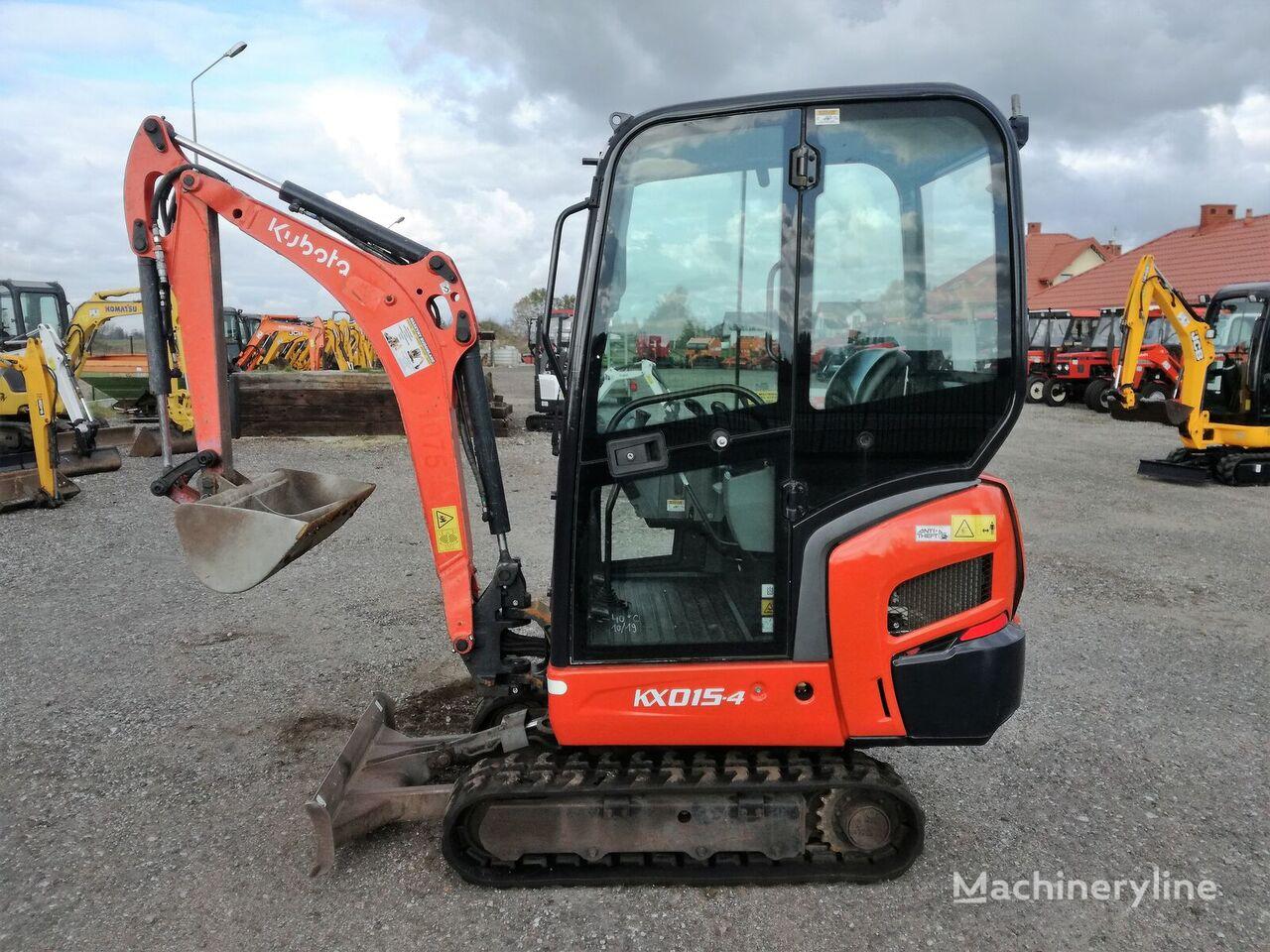 KOMATSU KX 015-4 , 2012r  016-4 018-4 mini excavator