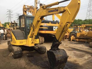 KOMATSU PC55MR mini excavator