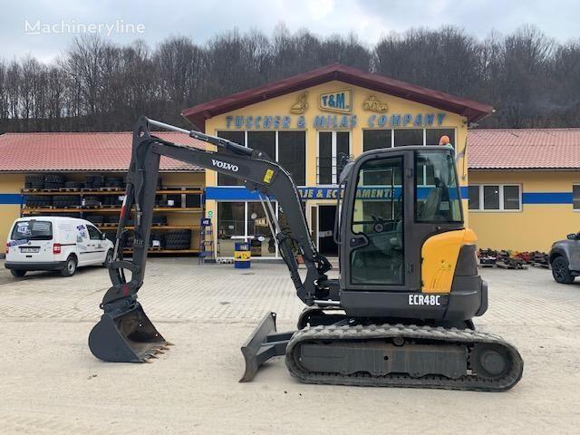 VOLVO ECR48 mini excavator