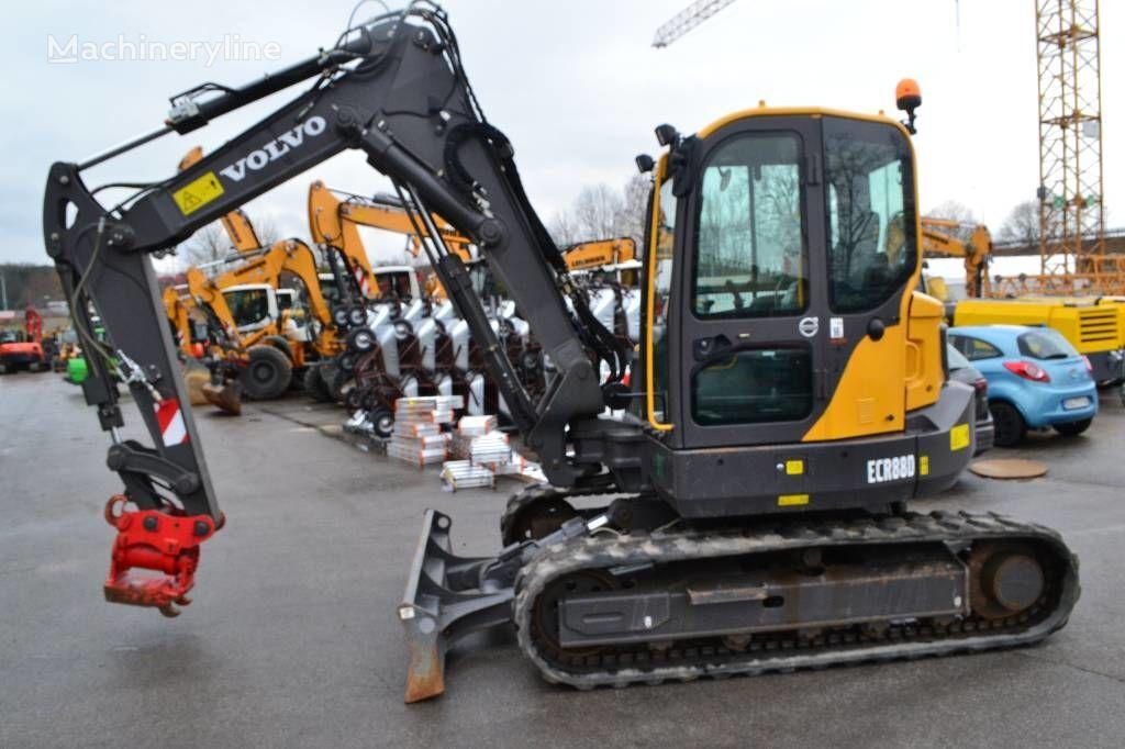 VOLVO ERC 88D mini excavator