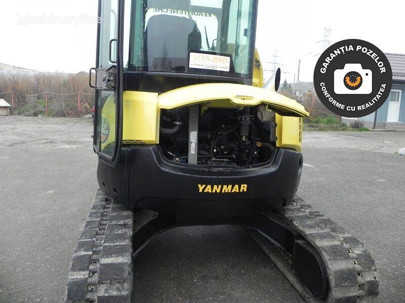 YANMAR VIO 45 mini excavator