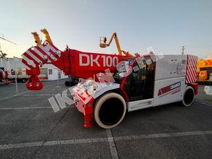 new DELTA DK100 mobile crane