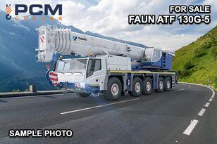 FAUN ATF 130G-5 mobile crane