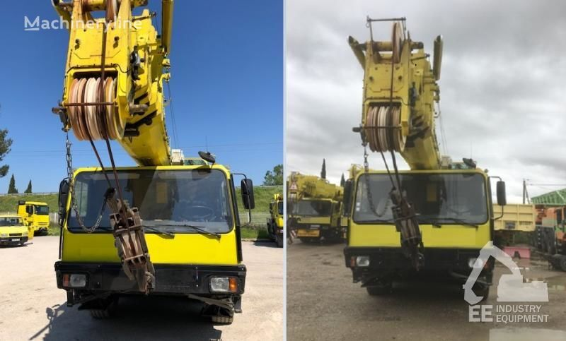 LIEBHERR LTM 1050-1 mobile crane