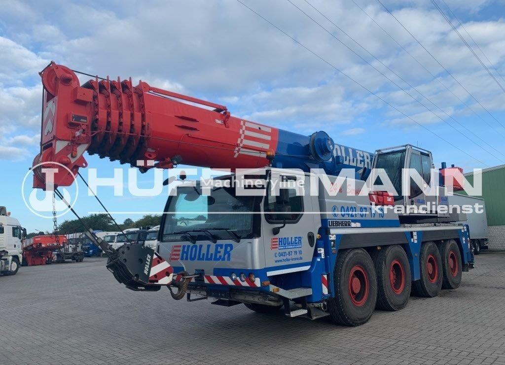 LIEBHERR LTM 1070-4.2 mobile crane
