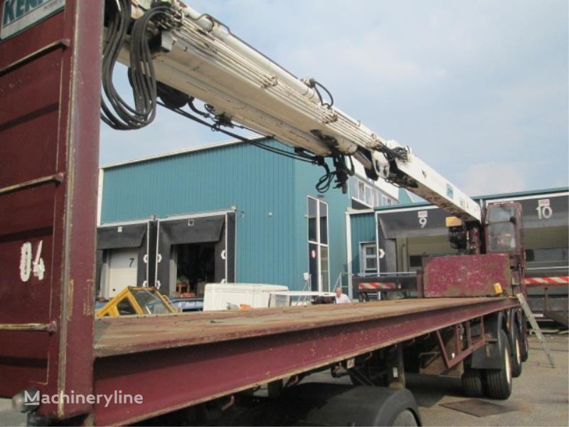 PACTON 3 AXLES WITH LONG CRANE mobile crane