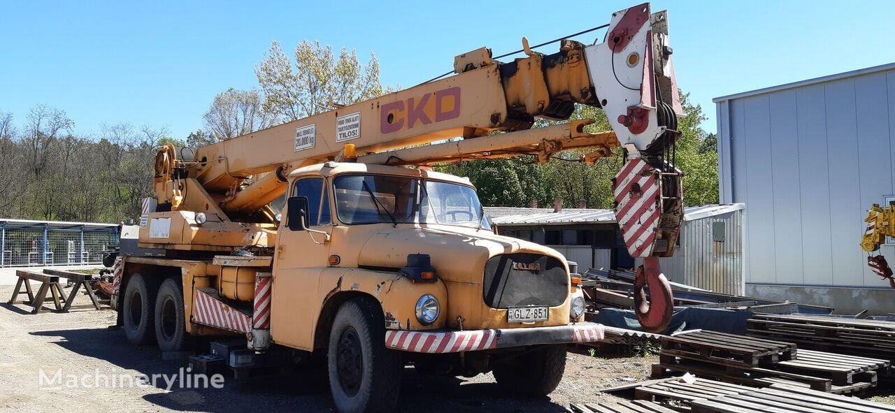 TATRA AD 028 mobile crane