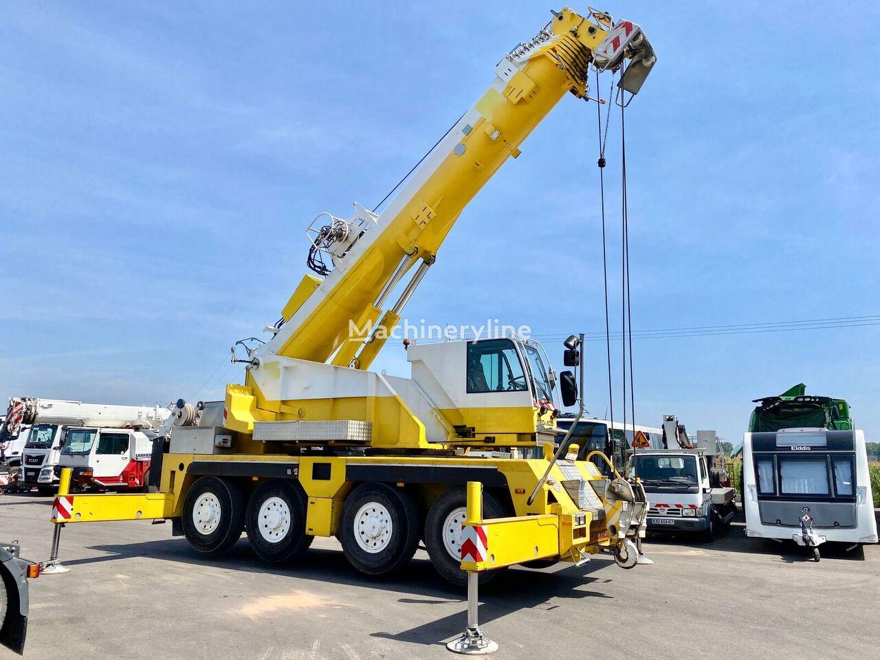 TEREX DEMAG  AC60 CITY mobile crane