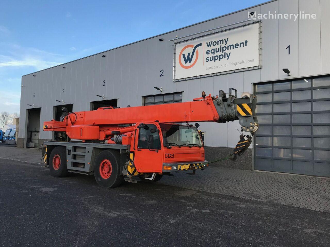 TEREX PPM ATT400 mobile crane