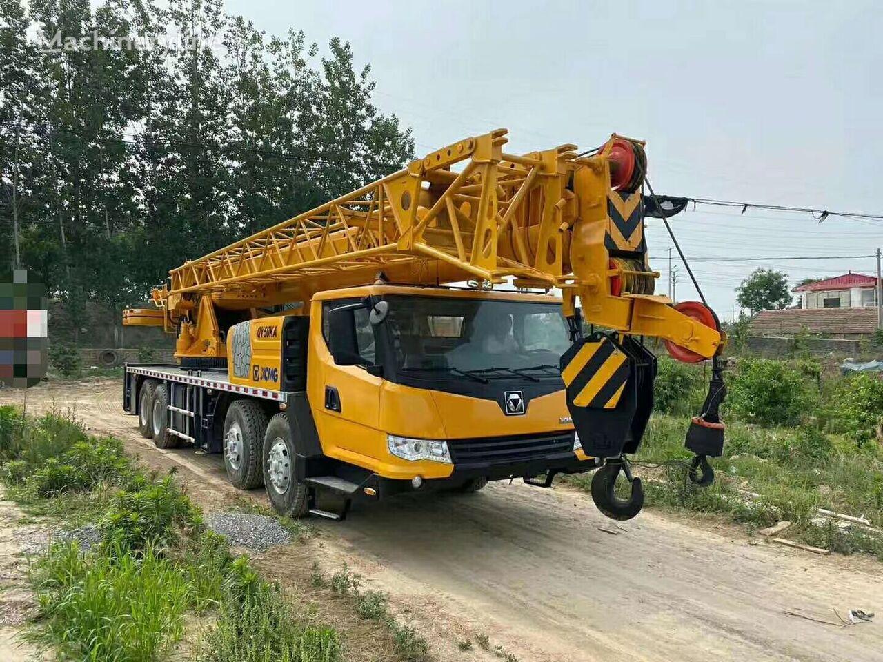 XCMG mobile crane
