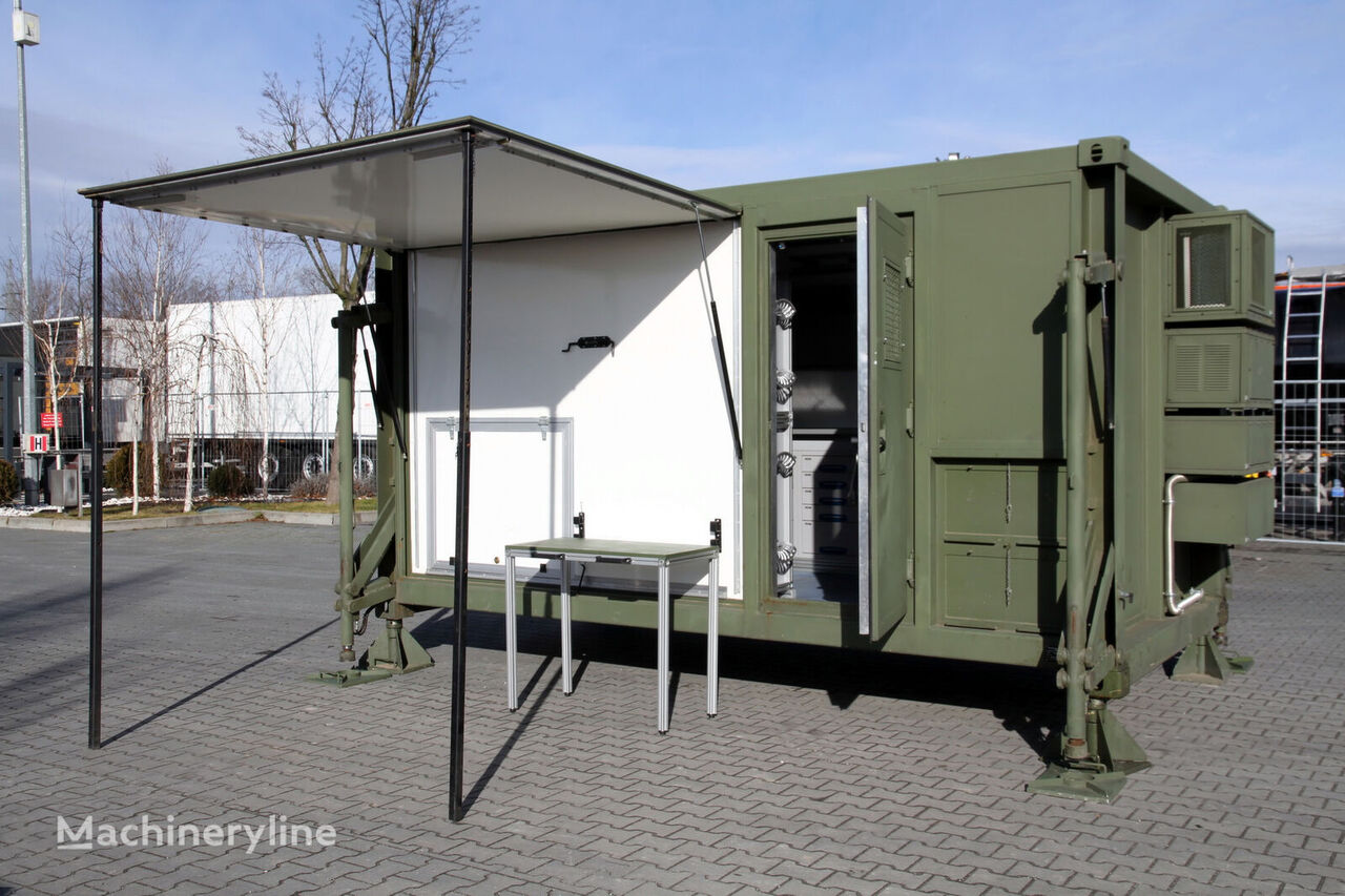 new ARMPOL / Military container body / NEW / UNUSED / 2020 office cabin container