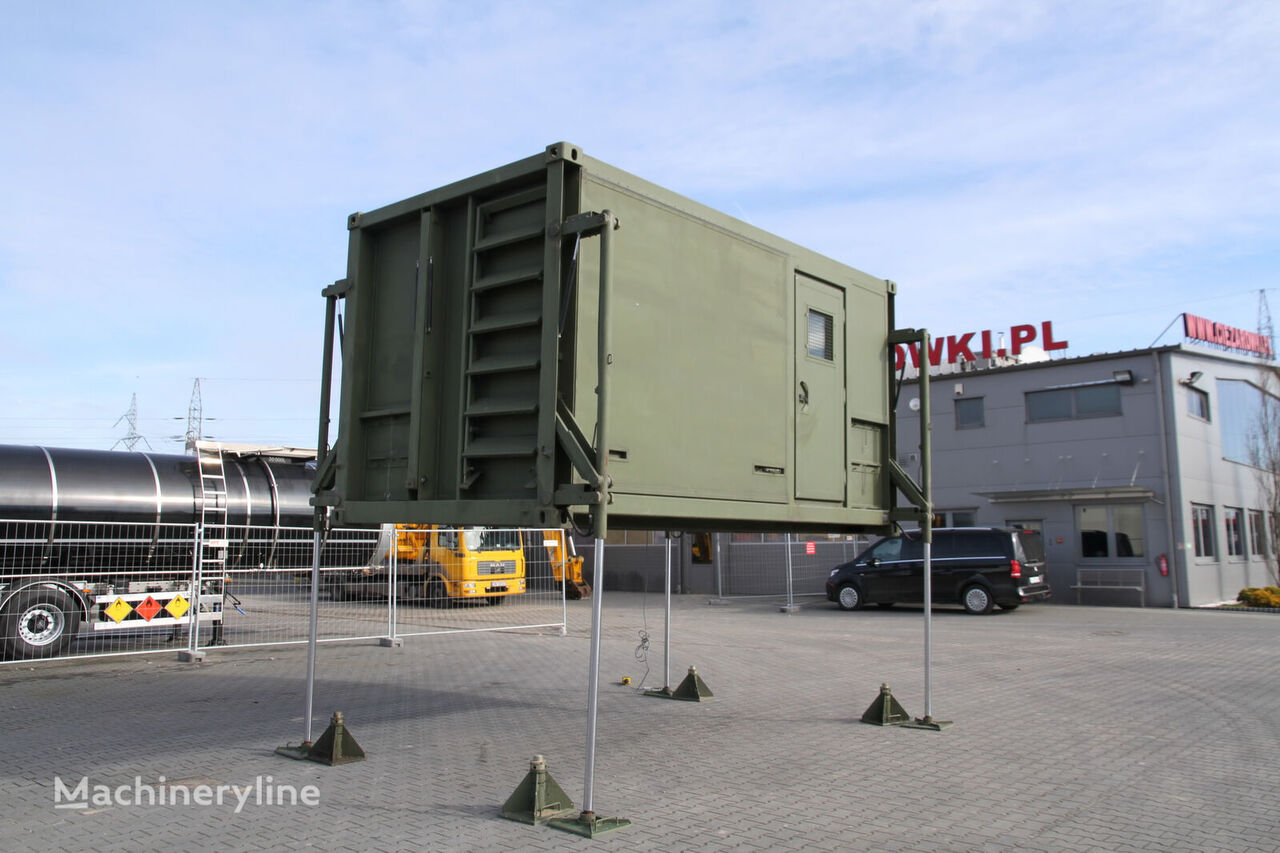 ARMPOL  KNW.15-01 office container
