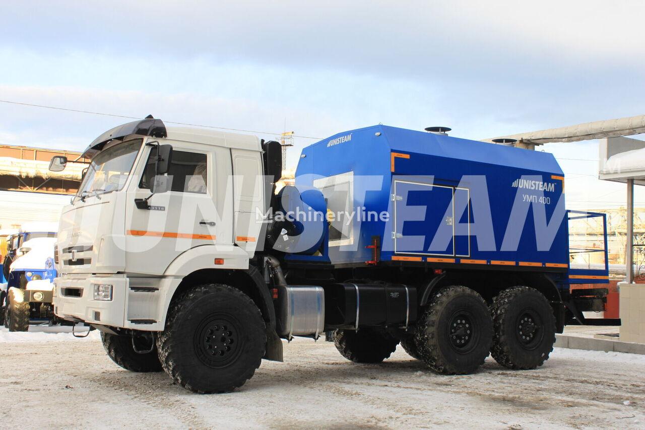 KAMAZ UNISTEAM UMP-400 43118  other construction machinery