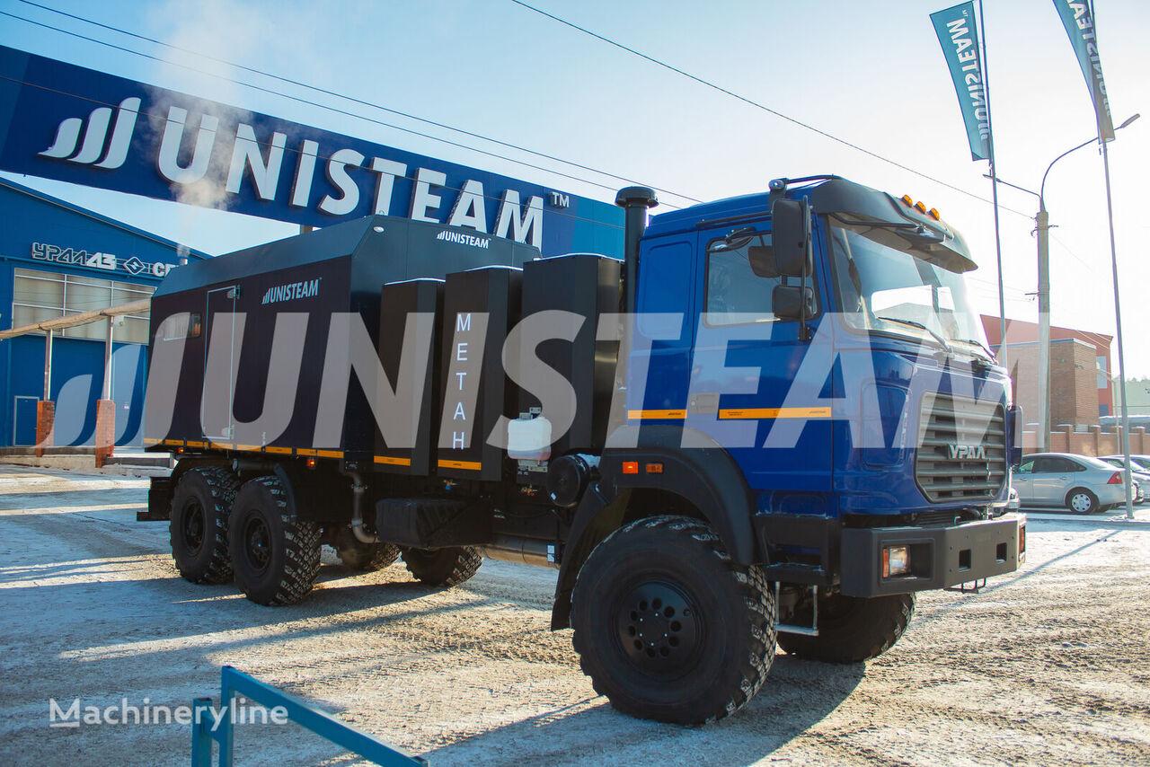 UNISTEAM PPUA na metane serii UNISTEAM-M2UG URAL 4320-16 other construction machinery