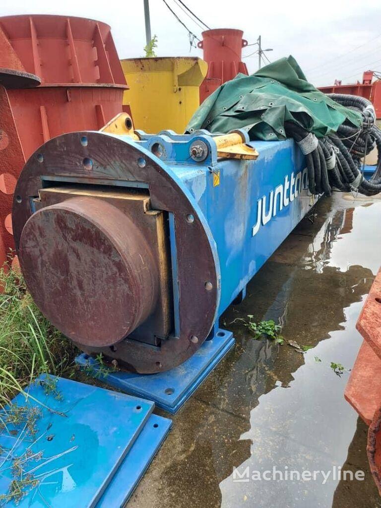 JUNTTAN HHK 14 / 16 S & Power Pack 15 CCU pile driver