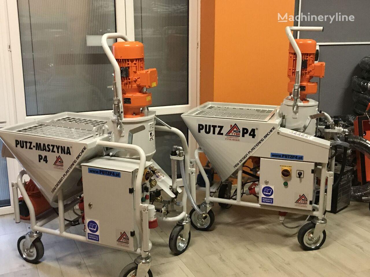 new Agregat tynkarski ,Putzmaschine P4 ,vakológép ,strojova omietack plastering machine