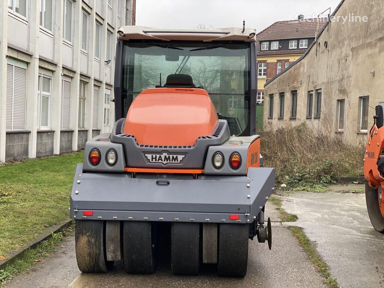 HAMM GRW 280-20 pneumatic roller