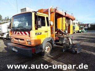 RENAULT S150 GSR Meteor Graco Markiermaschine Hofmann road marking machine