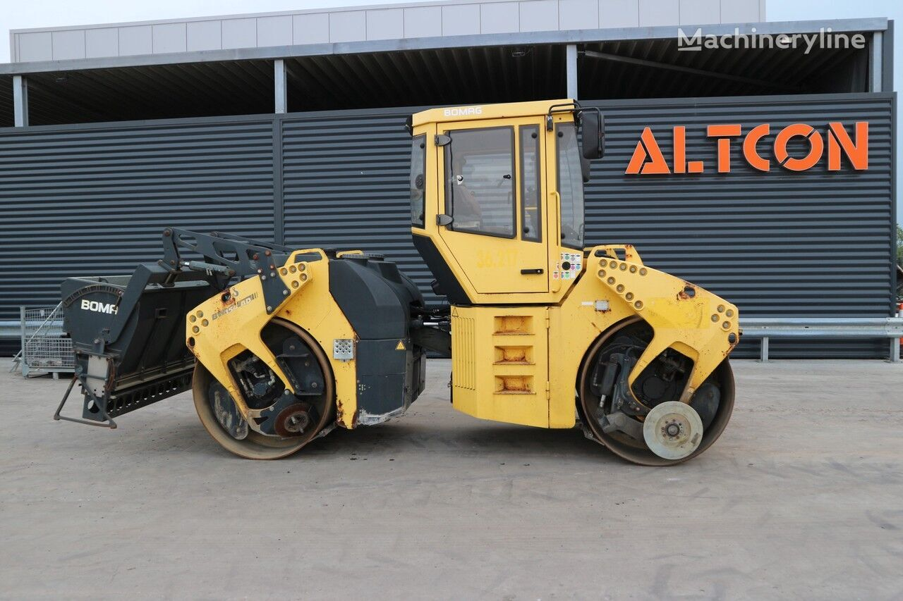 BOMAG BW 154 AD-4 road roller