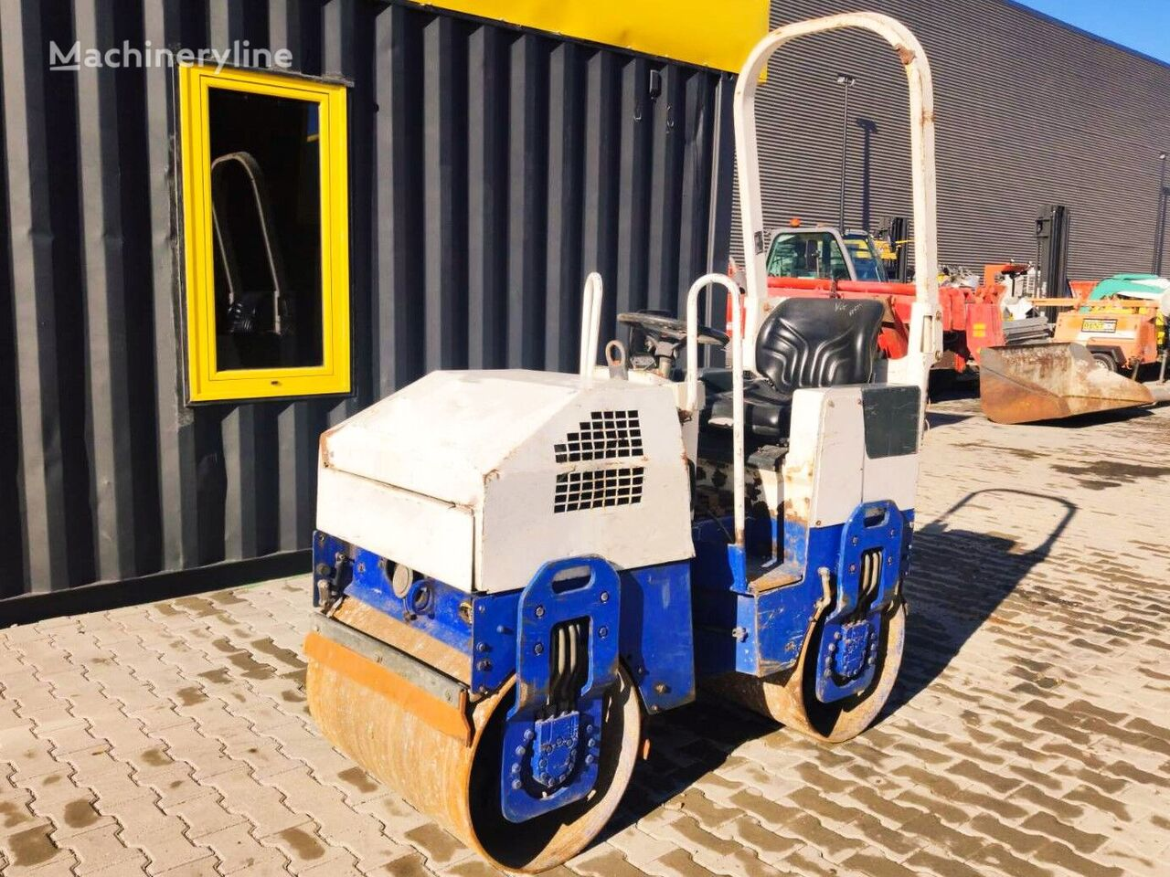 BOMAG BW 80 AD  road roller