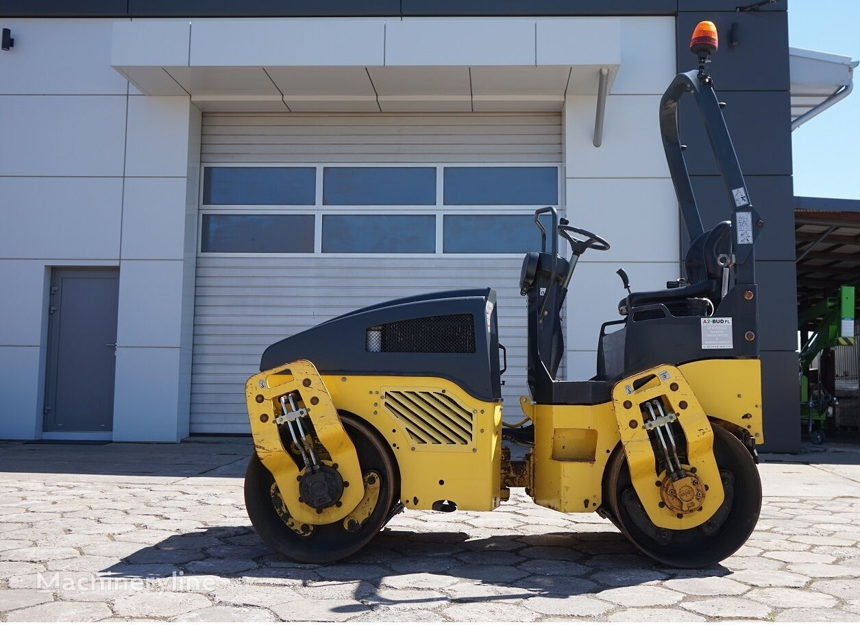 BOMAG BW120 AD-4 road roller