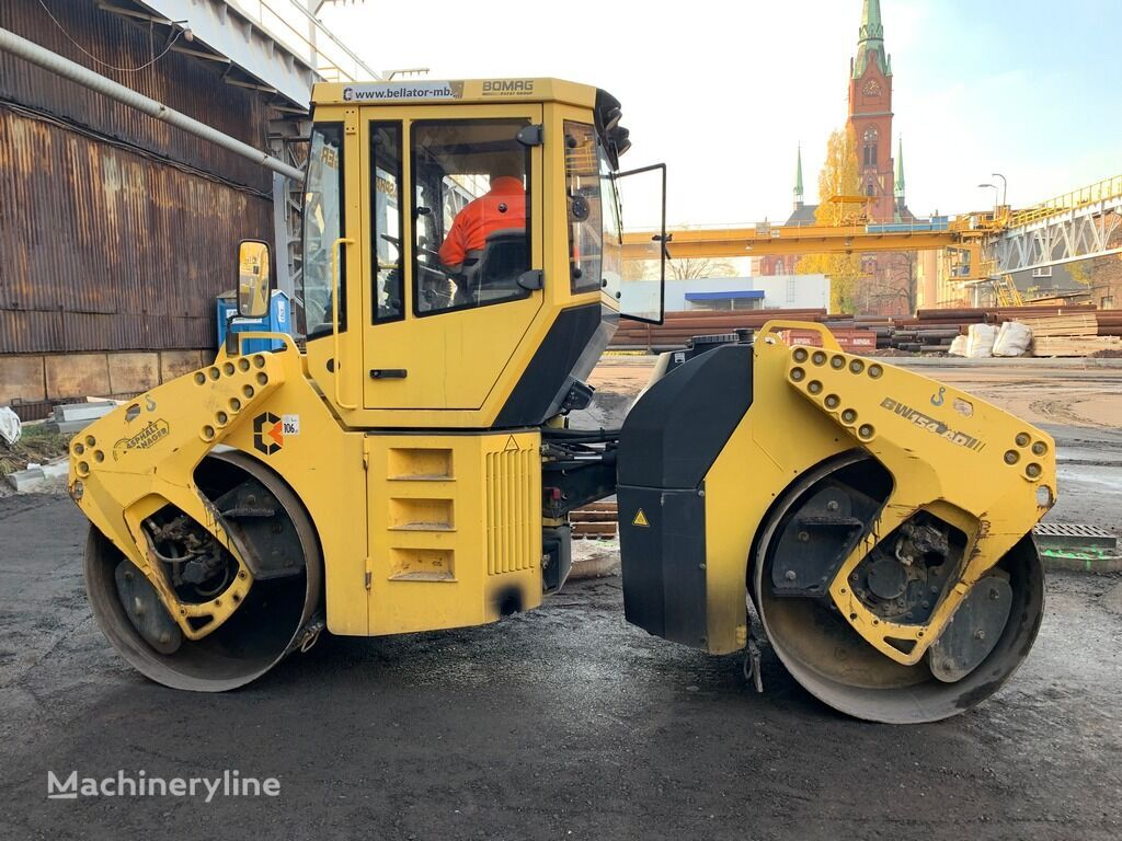 BOMAG BW154 AD-4 road roller