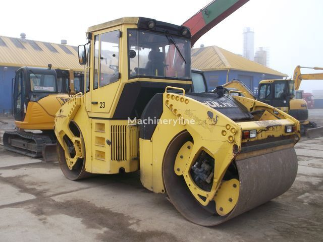 BOMAG BW161AD-4 road roller