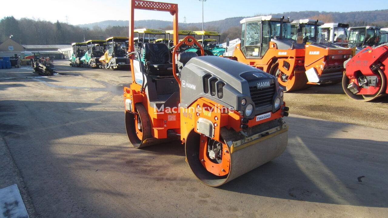 HAMM HD12VV road roller