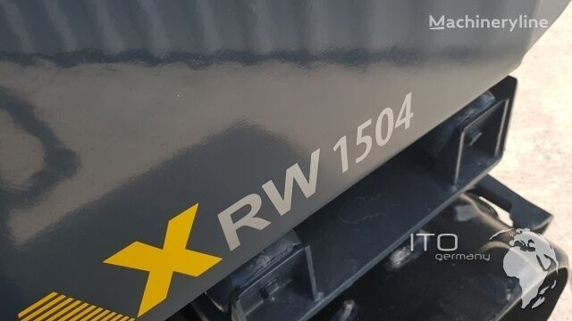 RAMMAX  RW1504  road roller
